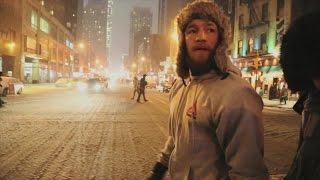 Conor McGregor in NYC