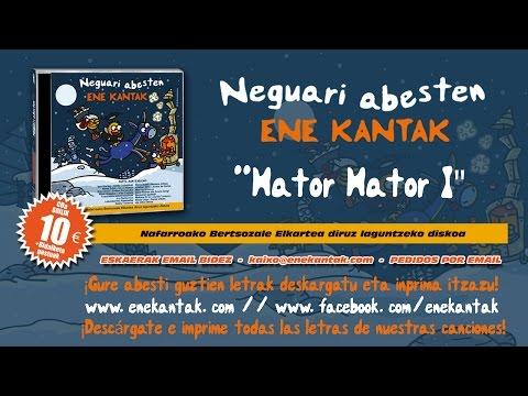 ENE KANTAK - NEGUARI ABESTEN - HATOR HATOR I
