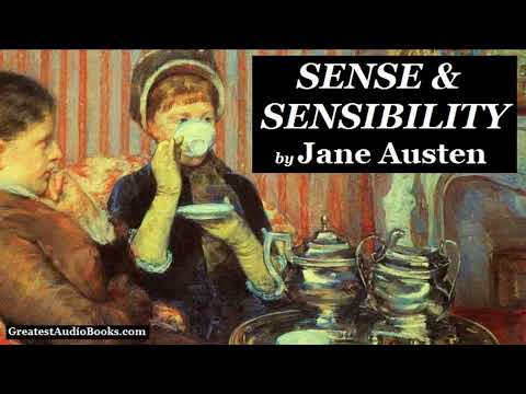 SENSE & SENSIBILITY by Jane Austen - FULL AudioBook | Greatest Audio Books