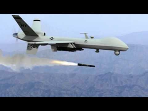 US Drone Strike Kills Five Militants in Northwest Pakistan VIDEO