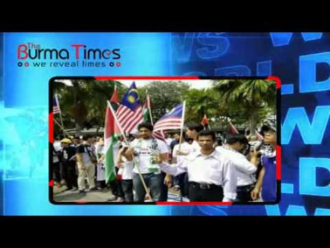Burma Times TV Daily Rohingya News 11.08.2015