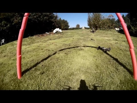FPV Racing Mini Quadcopters Advanced Course