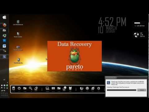 Tutorial recuperar archivos borrados, de dispositivos formateados. HD