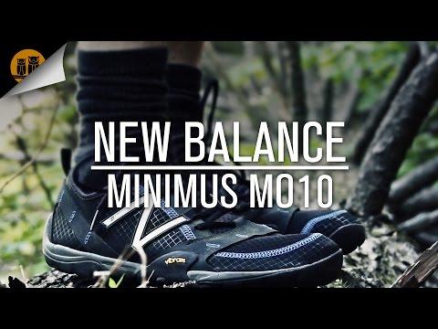 New Balance Minimus MO10 Barefoot Multisport Shoe Review