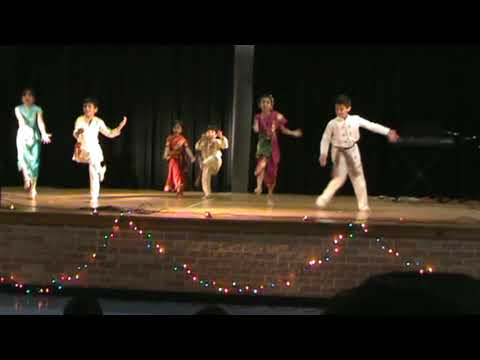 Dhipadi Dhipang dance