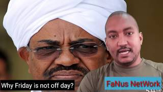 Eritrea : Why Friday is not off day?