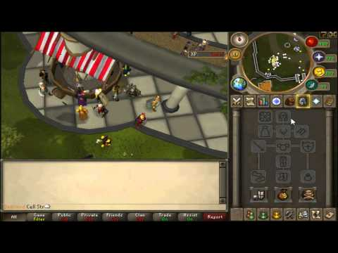 Runescape | Indepth Range Tank guide With Commentary | Intro to becoming a range tank | Part 1