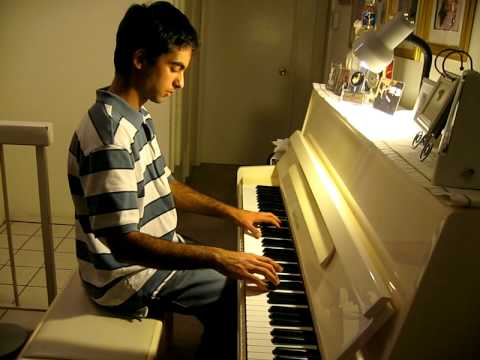 "Twitter: https://www.twitter.com/SamirK92 My piano version of The Lonely Island's ""Jizz in My Pants"" as featured on SNL ( http://www.youtube.com/watch?v=4pXf..."