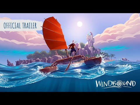 Windbound - Brave the Storm Announce Trailer [Official]