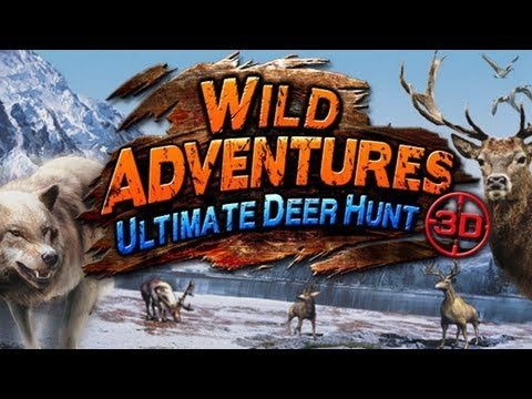 CGR Undertow WILD ADVENTURES: ULTIMATE DEER HUNT 3D review for Nintendo 3DS
