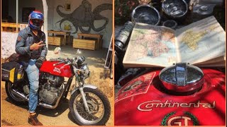 Goa to Mumbai in 9 hours on Royal Enfield Continental GT 535