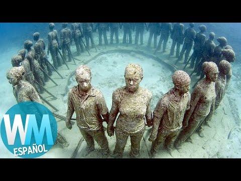 Entretenimiento-¡Top 10 MISTERIOS del Fondo del Mar!