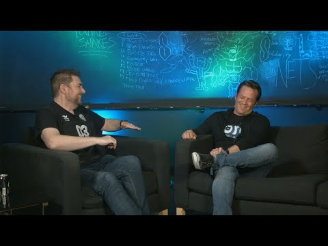 Nite Two at E3 2018: Phil Spencer of Microsoft!