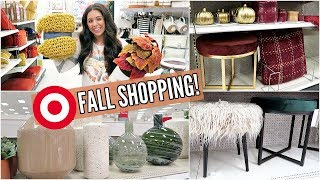 TARGET SHOP WITH ME FALL 2018! A NEW DAY, PROJECT 62 & THRESHOLD!