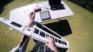 R!OT - Only Mortal (Original Mix) [Launchpad/Keytar/GoPro]