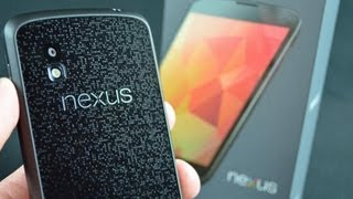 Google Nexus 4_ Unboxing & Demo (Android 4.2)