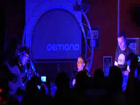 Nadine Coyle  Acoustic in Glasgow November 2010