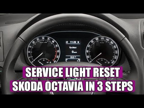 Service light reset Skoda Octavia 2. in 3 simple steps