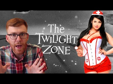 Twilight Zone porn parody pitch