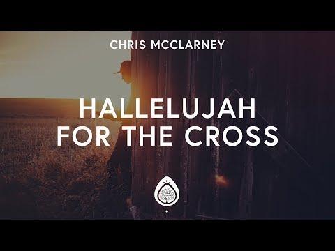 Chris McClarney - Hallelujah For The Cross (Lyrics)