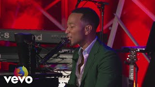 John Legend - All of Me (Jimmy Kimmel Live!)