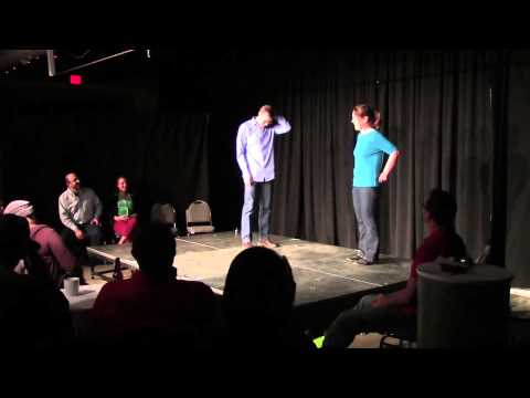 Improv Colorado Alphabet Game Feb 2014