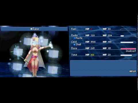 Final Fantasy IV [DS] Walkthrough 4-1 (Part 17)