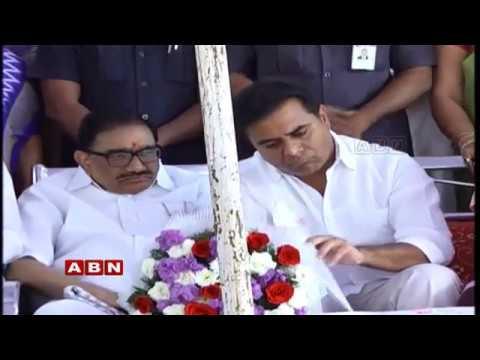 KTR Participates in Brahmana-Archaka Athmeeya Sammelanam   Begumpet   ABN Telugu