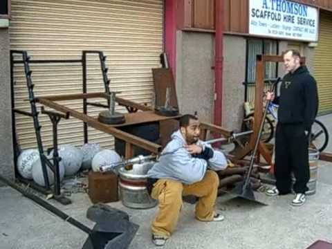 Riottraining - Ghetto Style 2 video
