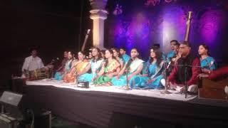 Sarda naad mandir sangeet mahavidhyalya -gwalior (dhrupad)