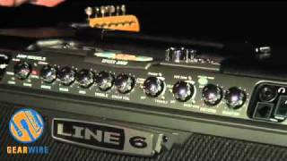 Line 6 Spider Jam: Modeling Amp Plus Over 100  Backing Tracks PLUS Looper PLUS Mic Input!