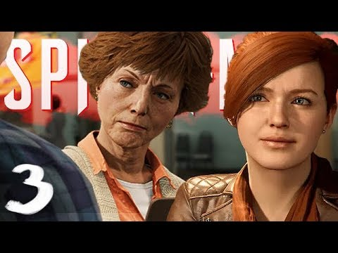 MARY JANE & AUNT MAY : Marvels Spider-Man PS4 Part 3
