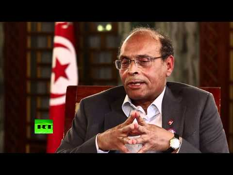 Julian Assange's The World Tomorrow: Moncef Marzouki (E3)