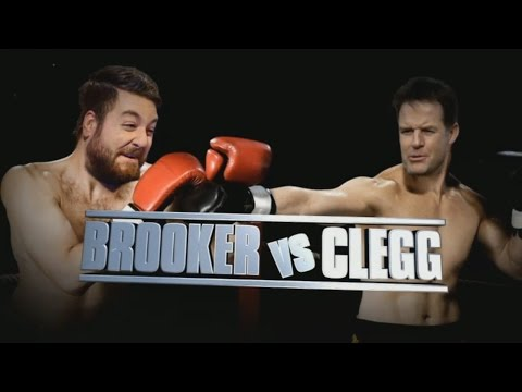 Alex Brooker vs Nick Clegg (Full interview)