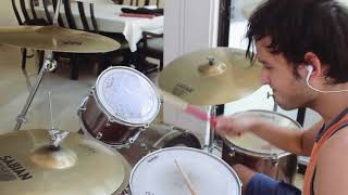 UVERworld - Colors of the Heart Drum Cover [Blood+ 3 OP]