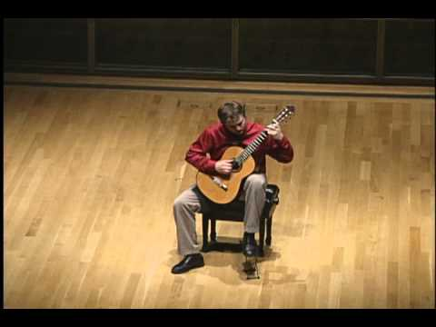 Fandangos y Boleros from Sonata for guitar by Leo Brouwer