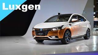 Luxgen - 2016 世界新車大展 | 特別報導