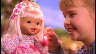 Singing Bouncy Baby by MGA Entertainment Vintage TV Commercial