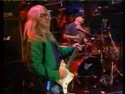 Dinosaur Jr On the late late show