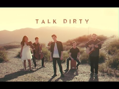 Talk Dirty Jason Derulo Sam Tsui Cover