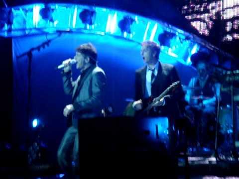 A-Ha - Scoundrel Days (live SPb, 11.11.2010)