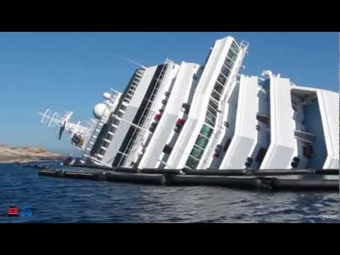 Official Plan to Refloat and Remove Costa Concordia (May 2012)