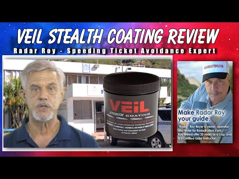VEiL G5 Stealth Coating Review - Veil G5.10 Now Available