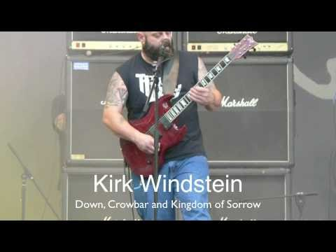 Kirk Windstein Interview Max Threshold From Down Crowbar Kingdom of Sorrow