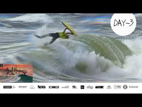 2012 Port Macquarie Festival of Bodyboarding - Day 3