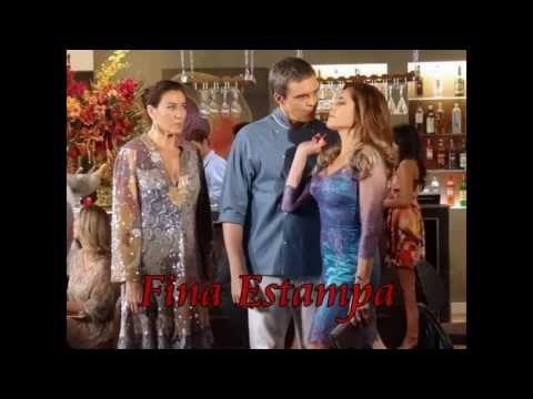 ... of the two telenovelas: Fina Estampa is a Brazilian telenovela