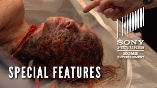 "THE POSSESSION OF HANNAH GRACE: Special Features Clip ""Neck Slash"""