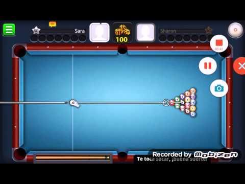 Trucos 8 ball pool saque bueno