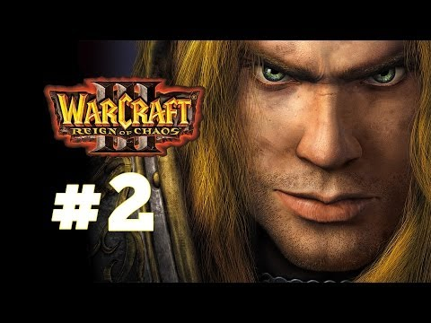 Warcraft 3 Господство Хаоса - Часть 2 - Падение Лордерона - Прохождение кампании Альянс