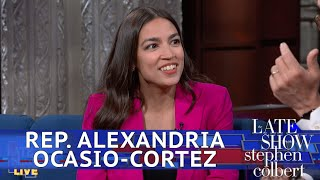 "Rep. Alexandria Ocasio-Cortez: ""We Can't Just Say, 'Is Miami Going To Exist In 50 Years?'"""